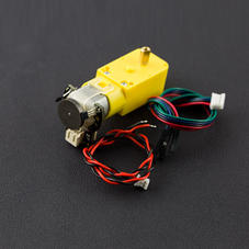 SJ01-带编码器直流减速电机(120:1)