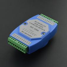 RS485/RS232/TTL-工业级光电隔离RS485集线器