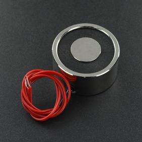 DFRobot新品推荐-5V电磁铁(30KG 保持力)
