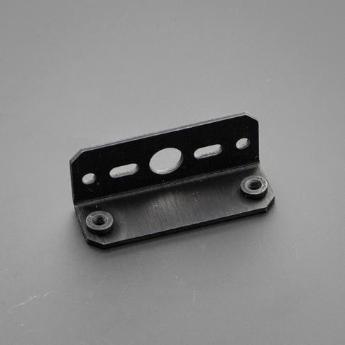 夏普GP系列红外传感器支架 黑色拉丝