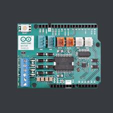 Arduino Motor Shield 电机驱动板(意大利...