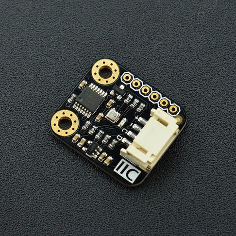 Gravity: I2C BME280环境传感器 (温度,湿度,气压)