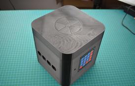 用OBLOQ物联网模块做一个防沉迷盒子