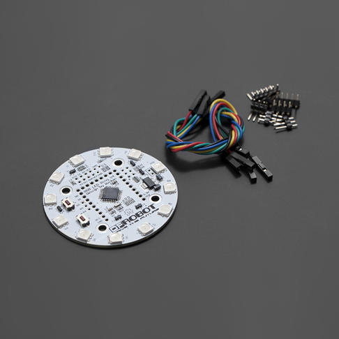 Rainbow LED Ring (Arduino Compatible)