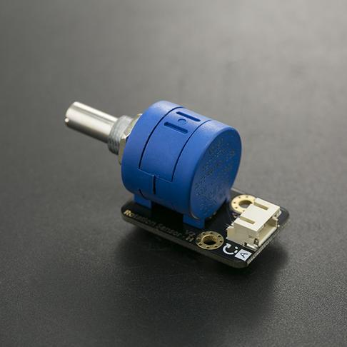 模拟角度传感器Rotation Sensor V2(Arduino兼容)