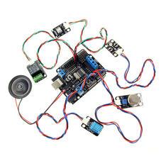 應用型套件-DFRobot 智能家居 語音識別 初級套件 兼容Ardui...
