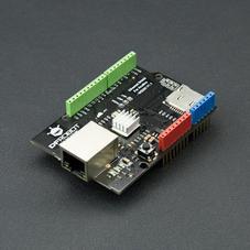 有线通信-以太网络扩展板-W5200 (Arduino兼容)