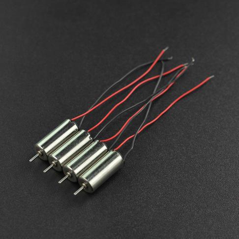 4PCS 空心杯电机(6*14mm)