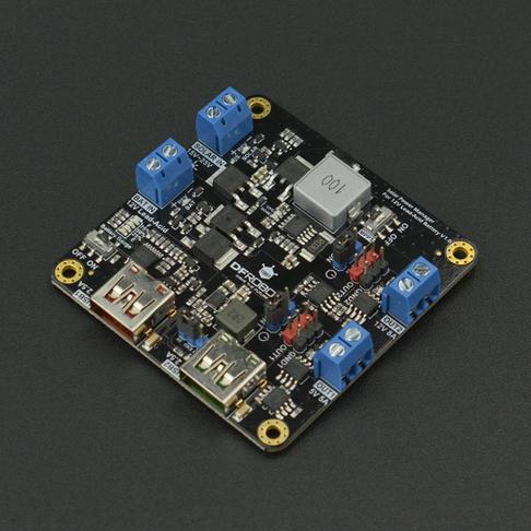 太阳能电源管理模块(12V铅酸电池版)