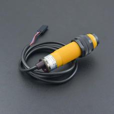 M18漫反射红外线可调距光电开关