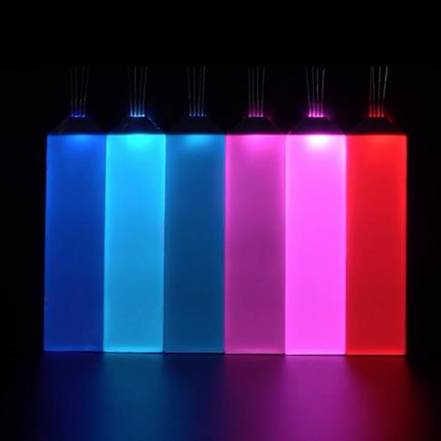 RGB LCD多彩发光板