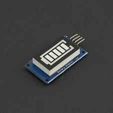 显示屏-双色LED电量显示模块