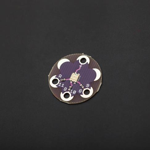 lilypad全彩LED灯盘