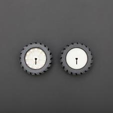 工具/线材/DF纪念品-3PI miniQ 小车橡胶轮