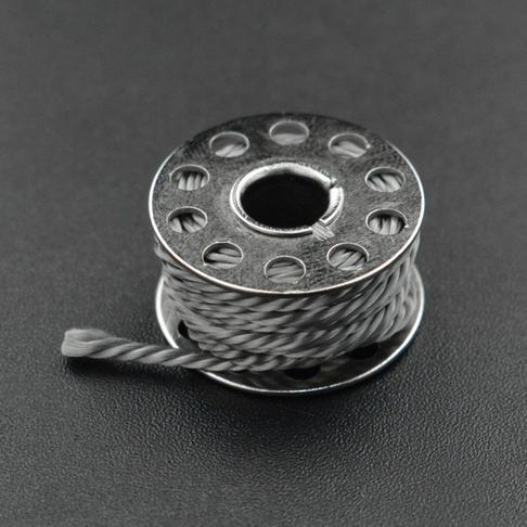 不锈钢导电缝纫线(2Ω)