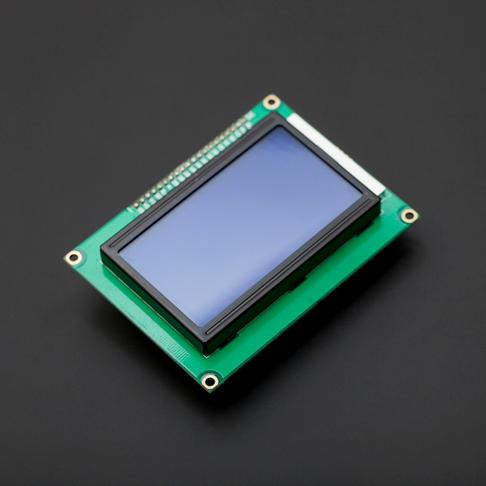 SPI LCD12864 Module(Arduino兼容)