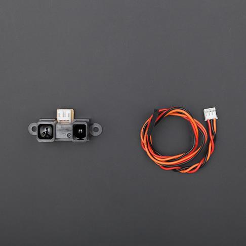 GP2Y0A02YK 距离传感器
