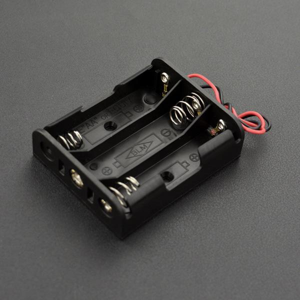 3节5号电池盒