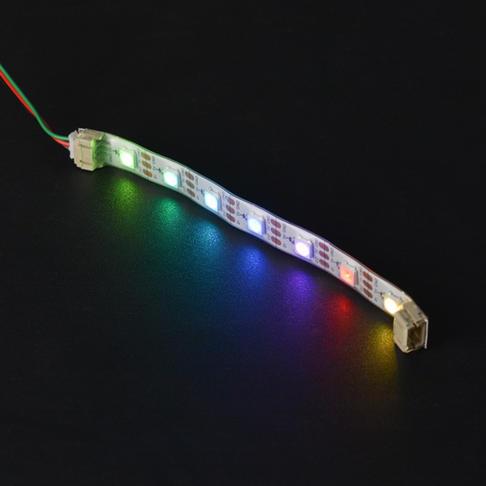 WS2812 RGB 全彩灯带(7灯珠)