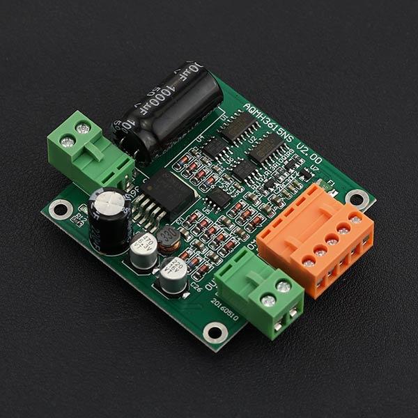 直流電機驅動熱賣推薦-單路15A大功率直流電機驅動器