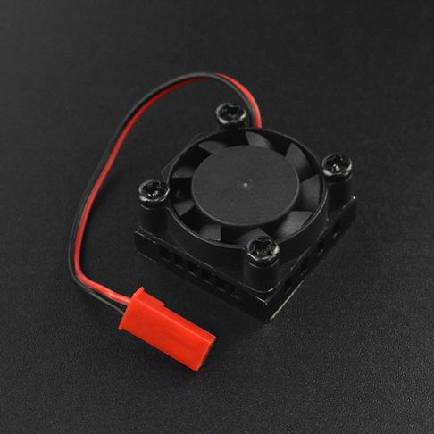 树莓派单风扇散热套件(兼容树莓派3B/3B+/4B)