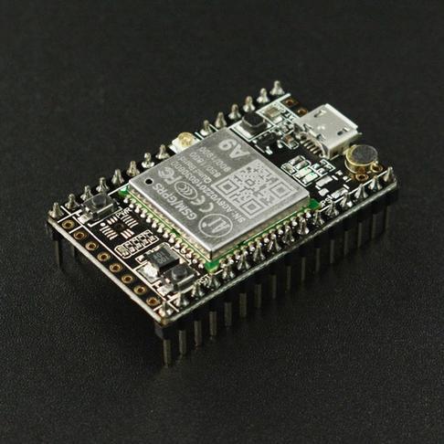 GSM+GPRS A9开发板