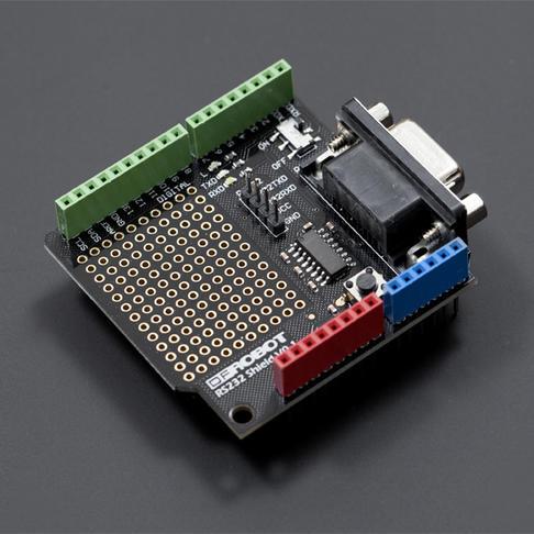 TTL转RS232扩展板