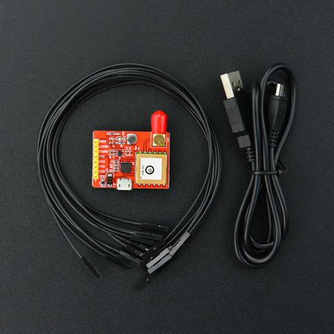 USB/TTL树莓派GPS模块
