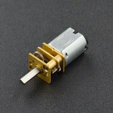 直流电机-金属齿轮减速电机 减速比30:1