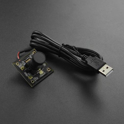 USB夜视摄像头(带麦克风)