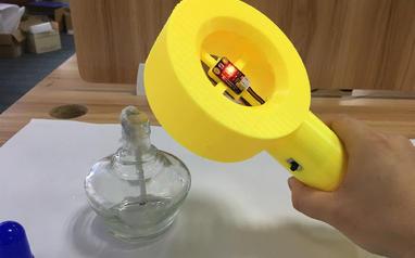 用CCS811空氣質量傳感器做一個臭屁追蹤器