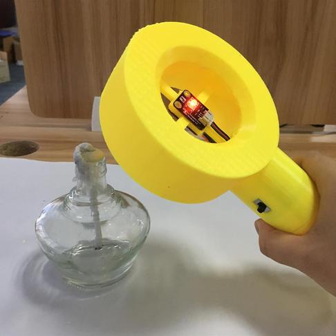 用CCS811空气质量传感器做一个臭屁追踪器