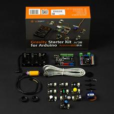 Arduino套件-Gravity:Arduino 编程积木入门版学习套件