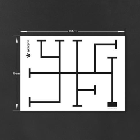 micro:Maqueen巡线地图