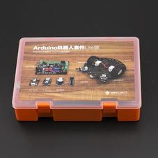 Arduino學習套件-Arduino創意機器人套件 Lite版
