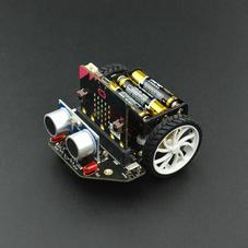 麦昆: micro:bit教育机器人 V2.0(含主板 遥控...
