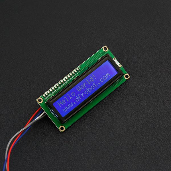 显示屏热卖推荐-I2C LCD1602液晶模块(兼容Arduino Gadgeteer)
