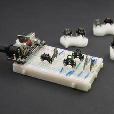电子元件-Breadboard-Plugin 面包板实验插件
