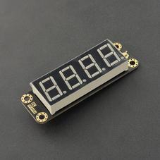LCD/LED/OLED顯示屏-4位數碼管顯示模塊(紅色)