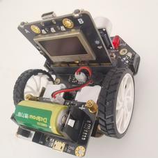 掌控麦昆小车——AI创意遥控器(玩转线上 尽享创意)(创意活...