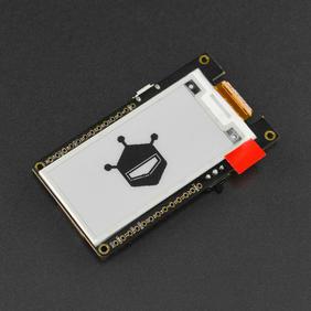 DFRobot显示模组-ESP32墨水屏开发板