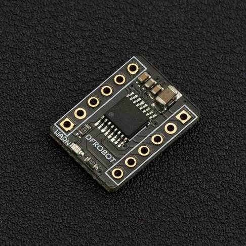 微型双路1.5A直流电机驱动模块