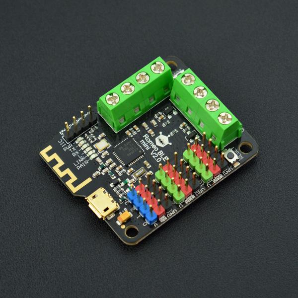 Romeo BLE mini V2.0 控制器 (Arduino兼容)