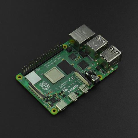 树莓派4代B型4GB Raspberry Pi(E14版本)