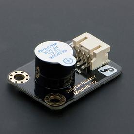 DFRobot創客商城熱賣推薦數字蜂鳴器模塊(Arduino兼容)