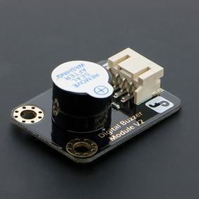 DFRobot热卖推荐-数字蜂鸣器模块(Arduino兼容)