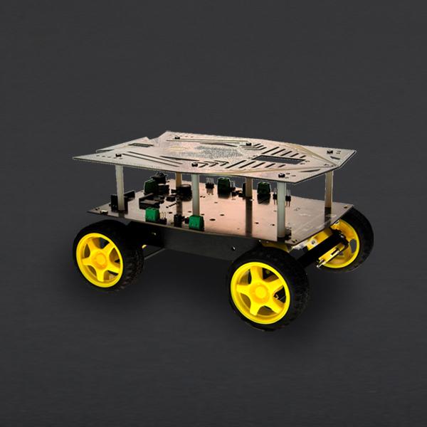 移动开发平台热卖推荐-切诺基4WD智能机器人开发平台