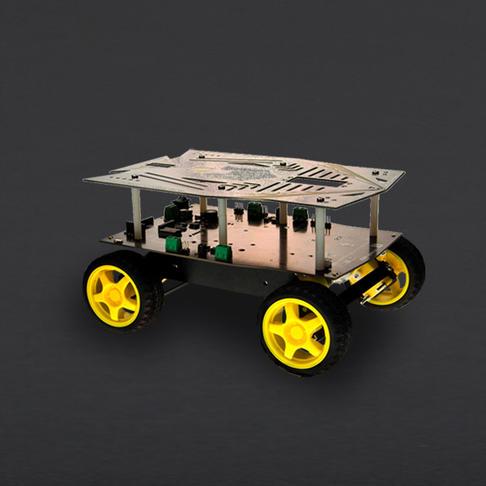 切诺基4WD智能机器人开发平台