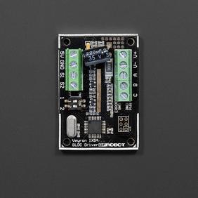智能无感无刷电机驱动 DFBLDC 1X5A