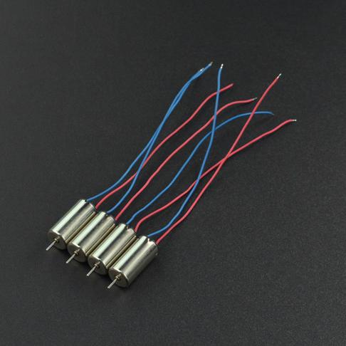 4PCS 空心杯电机(8*16mm)
